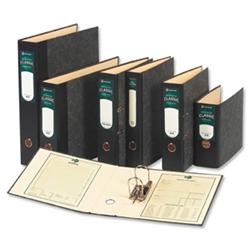Narrow Box File With Narrow Ring Binder